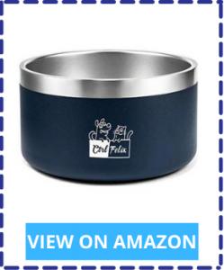 CtilFelix Dog Bowl Stainless