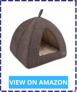 Pet Tent with Soft Bed for Dogs